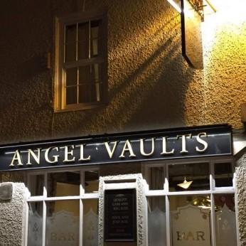 Angel Vaults, Evesham