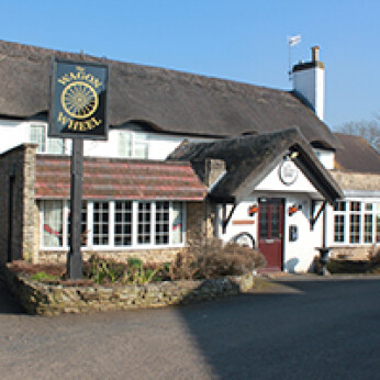 Wagon Wheel Inn, Grimley