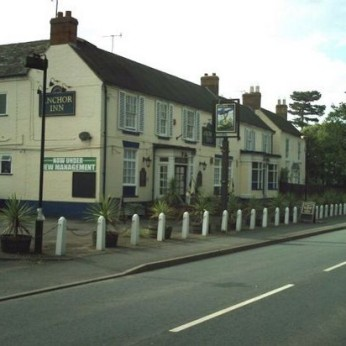 Anchor Inn, Worcester