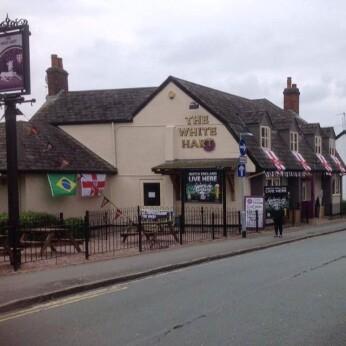 White Hart Inn, Cannock