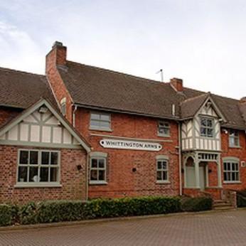 Whittington Arms, Bourne Vale