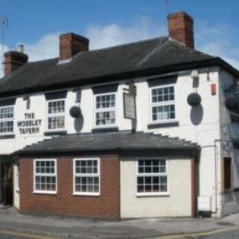 Mossley Arms, Rugeley