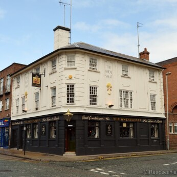 Wheatsheaf, Wolverhampton