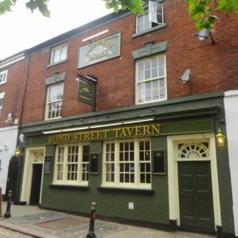 Bond Street Tavern, Wolverhampton