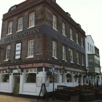 Spice Island Inn, Portsmouth