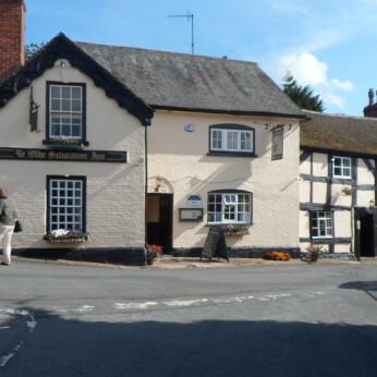 Ye Olde Salutation Inn, Weobley
