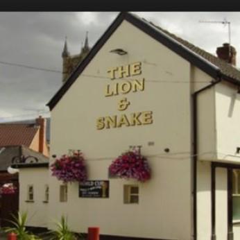 Lion & Snake, Lincoln