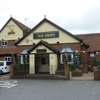 Snipe, Sutton-in-Ashfield