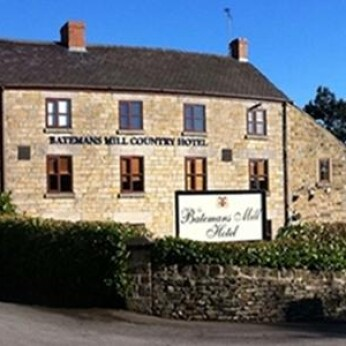 Batemans Mill Hotel, Old Tupton