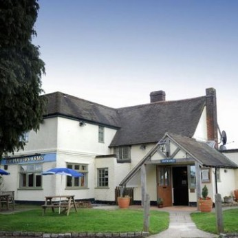 Potters Arms, Winchmore Hill