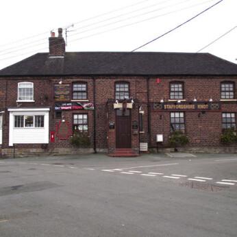 Staffordshire Knott, Gillow Heath