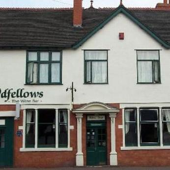 Odfellows Wine Bar, Shifnal