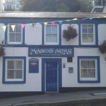 Masons Arms, Falmouth