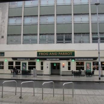 Frog & Parrot, Southampton
