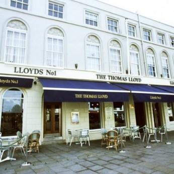 Thomas Lloyd, Warwick
