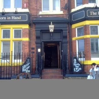 Horn In Hand, Nottingham