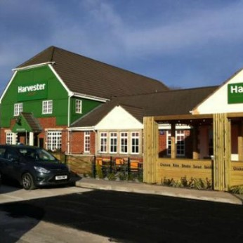 Harvester Chesterfield, Chesterfield
