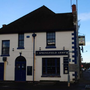 Springfield Arms, Grantham