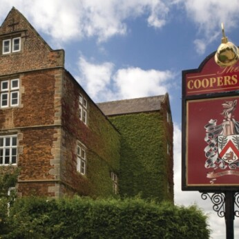 Coopers Arms, Weston-on-Trent