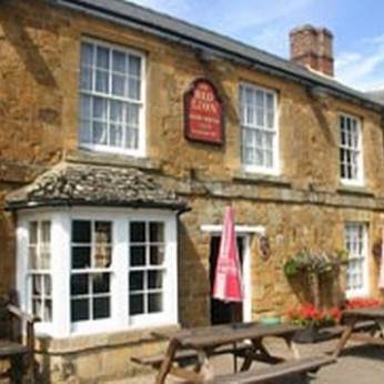 Red Lion, Ilmington