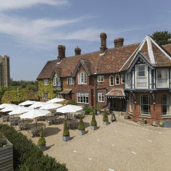Crown & Castle Hotel, Orford