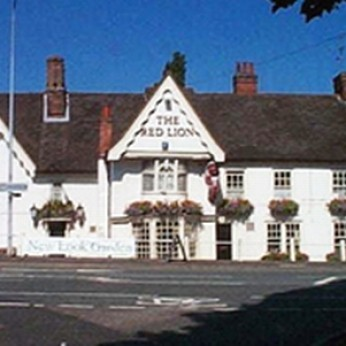 Red Lion, Martlesham