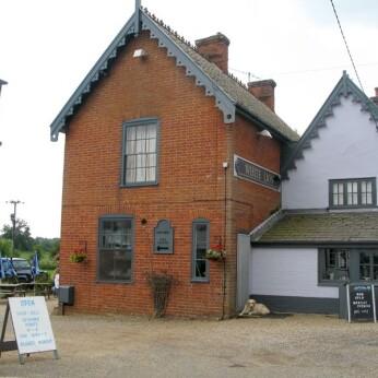 White Lion Inn, Ufford