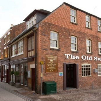 Old Swan, Uttoxeter