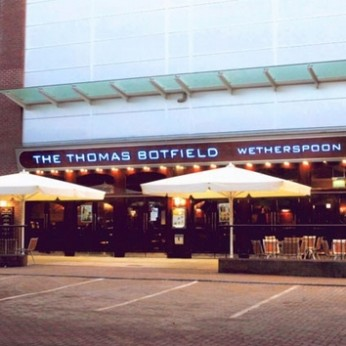 Thomas Botfield, Town Centre
