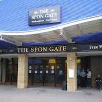 Spon Gate, The Sky Dome