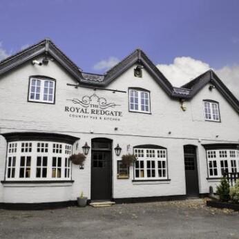 Royal Redgate Inn, Nuneaton