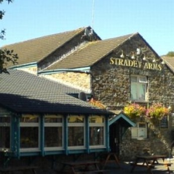 Stradey Arms, Hengoed