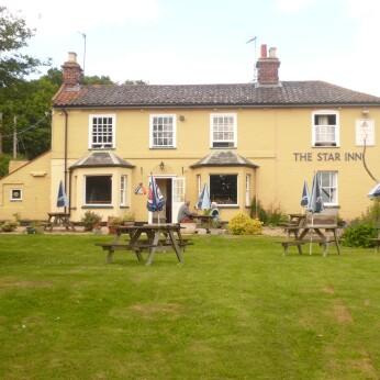 Star Inn, Wenhaston