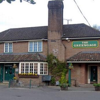 Greengage, St Olaves