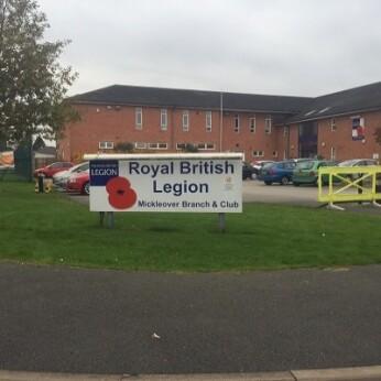 Royal British Legion Club, Mickleover