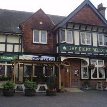Eight Bells, Ewell