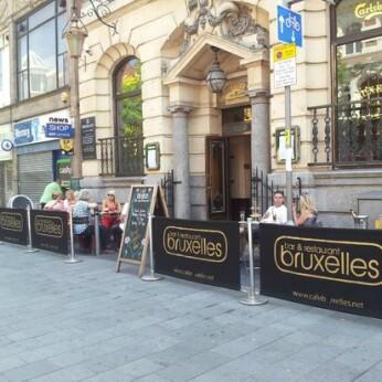 Cafe Bruxelles, Leicester