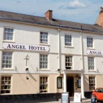 Angel Hotel & Restaurant, Market Harborough
