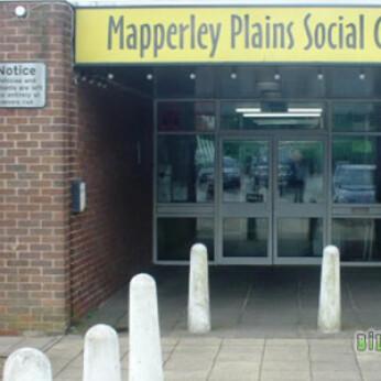 Mapperley Plains Recreation & Social Club, Porchester