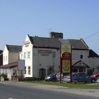 Old Mother Redcap, Blackburn