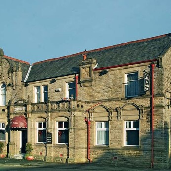 Station Hotel, Earby