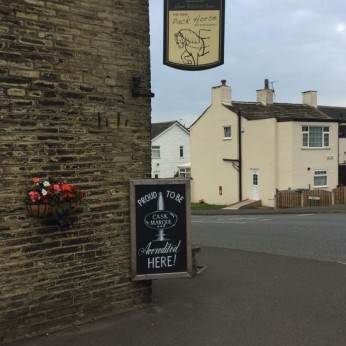 New Pack Horse, Cleckheaton