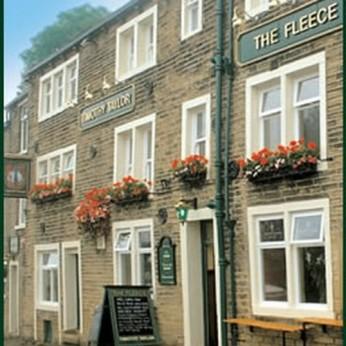 Fleece Inn, Haworth