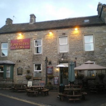 Foresters Arms, Grassington