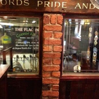 Flag Inn, Bolton