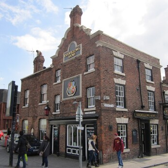 Oddfellows Arms, Chester