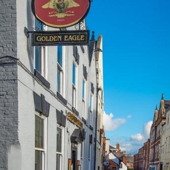 Golden Eagle, Chester