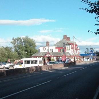 Wheatsheaf Inn, Saughall