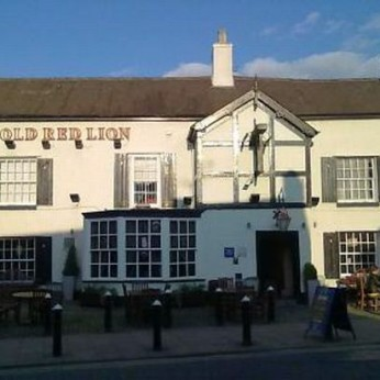 Old Red Lion, Holmes Chapel