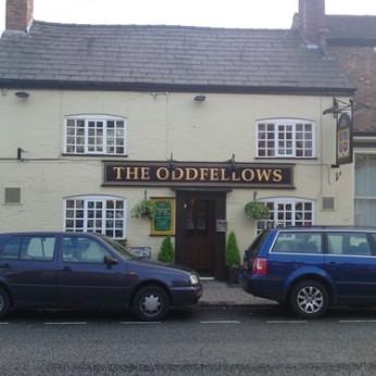 Oddfellows Arms, Nantwich
